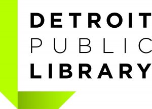 Detroit Public Library logo (PRNewsFoto/NAHC)